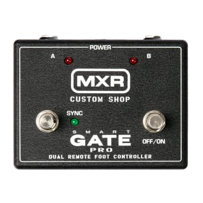 MXR M235FC Smart Gate Pro Foot Controller