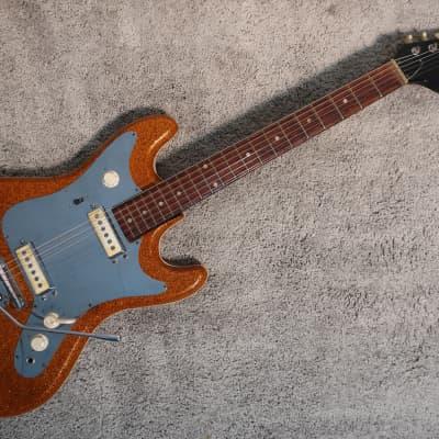 Vintage 1960s Klira Guitar Guitar German Made Rare Model Hofner Hoyer Avanti Harvey Thomas Parts for sale