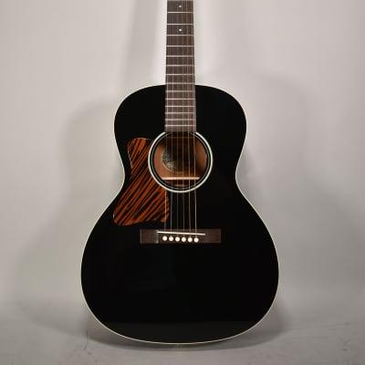 2019 Collings C10-35L Black Finish Lefty Acoustic Guitar w/OHSC