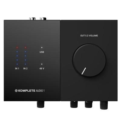 Native Instruments Komplete Audio 1 Desktop USB Audio Interface