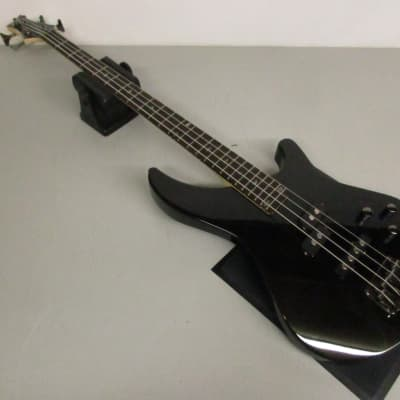 Mitchell MB200BK Bass Guitar Black for sale
