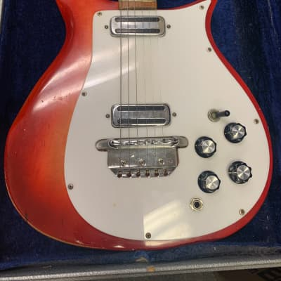 Rickenbacker Combo 450/12 1965 Fireglo for sale