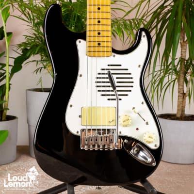 Rare! Fender ST-Champ 10 1993 Black Japan w/Original Gig Bag for sale