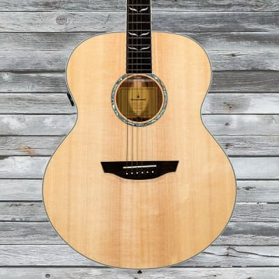 Orangewood Duke Live Solid Sitka Spruce Top Jumbo Acoustic-Electric Guitar w/ Fishman EQ for sale