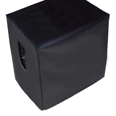 Black Vinyl Amp Cover forEden D115T Bass Cabinet (eden040)