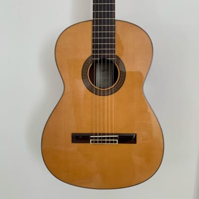 Aria AC-50 Concert Classic Guitar 1997 Natural for sale