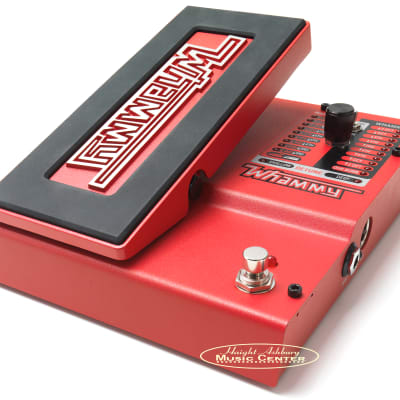 Digitech Whammy-01, 5Th Generation True Bypass Expressive Pitch Shifting Guitar Effects Pedal for sale