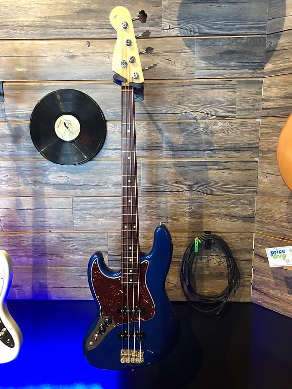 warmoth left handed jazz bass w new genuine fender usa reverb. Black Bedroom Furniture Sets. Home Design Ideas