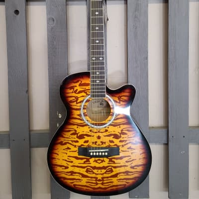 Indiana Madison Acoustic Exotic Tobacco for sale