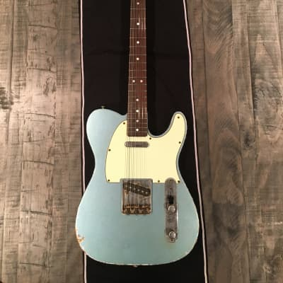 Danocaster 66' Telecaster Ice Blue for sale