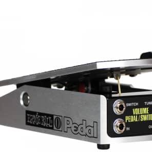 Ernie Ball P0-6168 250K Mono Passive Volume Pedal w/ Switch