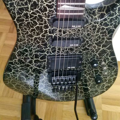 Gitarre Applause Kaman GTX23 1982-1989 Crackle Finish for sale