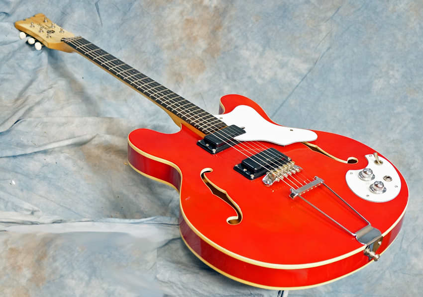 Mosrite Celebrity III Mark X model 221 Bass Transparent ...