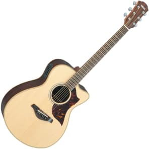 Yamaha AC1R Concert Acoustic-Electric with Cutaway Natural