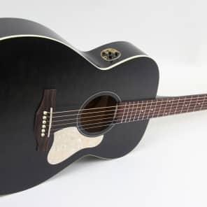 Art & Lutherie Legacy Faded Black Acoustic-Electric Guitar for sale