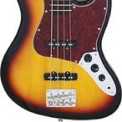 Aria Aria Pro II Electric Jazz Bass Tone 3 Sunburst for sale