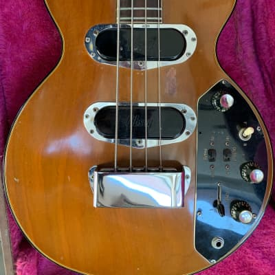 Gibson Les Paul Triumph Bass 1970 Natural Brown for sale