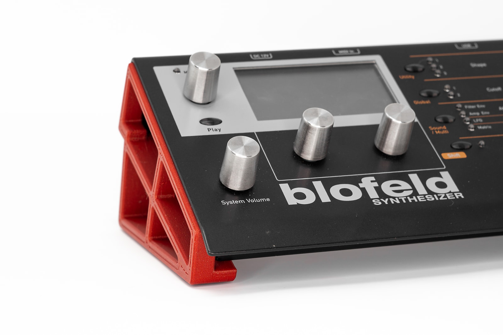 3DWaves Stands For The Waldorf Blofeld And Pulse 2 Synthesizers