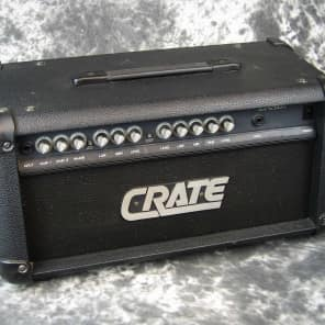 Crate GX-1200H 2-Channel 100-Watt Solid State Guitar Amp Head