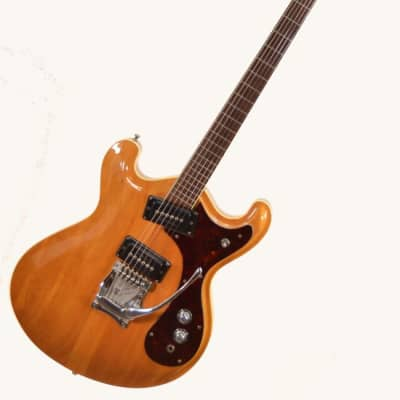 Mosrite Joe Maphis Model 1 Electric Guitar w/ HSC - Used 1966 Natural Gloss for sale