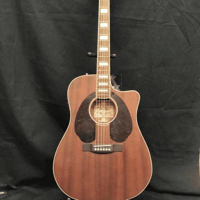 Fender Jimmy Dale Signature Kingman SCE Acoustic-Electric Guitar for sale