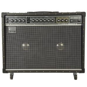 Roland JC-120 Jazz Chorus 2x12 Combo Amp 120W (60W+60W)