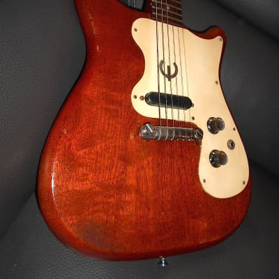 1965 Epiphone Olympic Single Cherry Red for sale