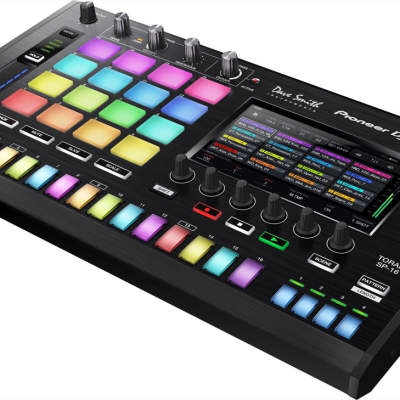 Pioneer Toraiz SP-16 Professional Sampler & Sequencer DJ Controller