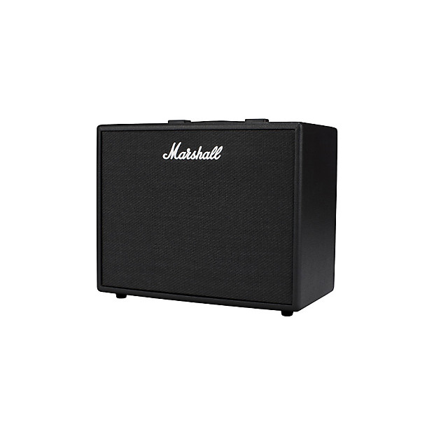 marshall code 50 fully programmable 50w 1x12 guitar combo amp reverb. Black Bedroom Furniture Sets. Home Design Ideas