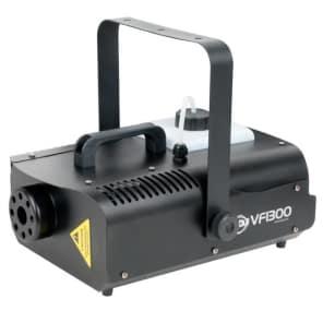 American DJ VF1338 VF1300 Water-Based Fog Machine w/ Remote