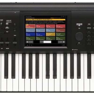 Korg Kronos 2 88 Music Workstation 88-key Keyboard