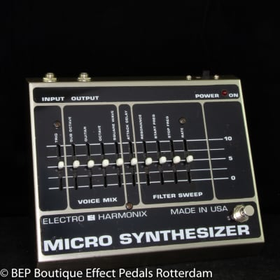 Electro-Harmonix Micro Synthesizer mid 90's Big Box as used by the great Matt Bellamy MUSE