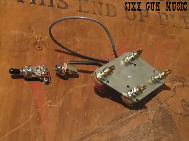 gibson wiring harness original gibson    lp wiring harness  complete with toggle switch gibson sg wiring harness original gibson    lp wiring harness