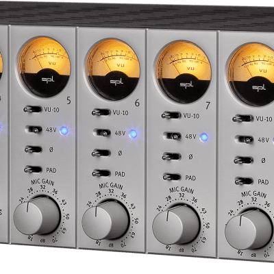 SPL SPL Crescendo - 8 Channel Microphone Preamplifier, ships fast, offers welcome