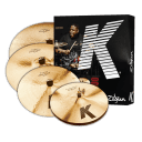 Zildjian KCD900 Custom Dark Cymbal Pack