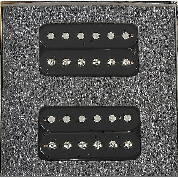 bare knuckle pickups 6 string miracle man humbucker set 2019 reverb. Black Bedroom Furniture Sets. Home Design Ideas