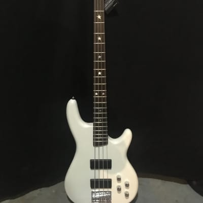 Daisy Rock DR6774 Candy Bass Pearl White for sale
