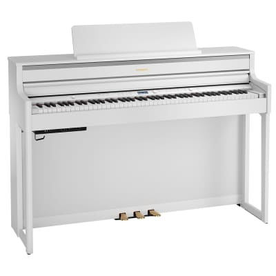 Roland HP704 88-Key Digital Upright Piano