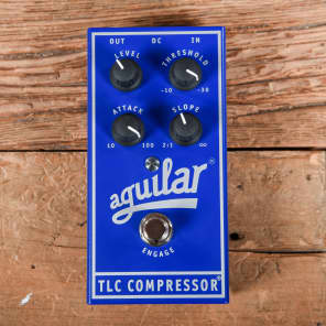 Aguilar TLC Compressor MINT for sale