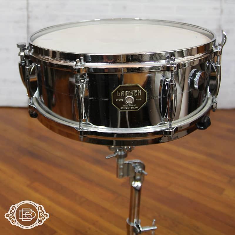 vintage 5x14 gretsch cob model 4160 snare drum reverb. Black Bedroom Furniture Sets. Home Design Ideas