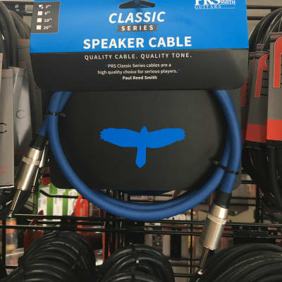 Paul Reed Smith Classic Series Speaker Cable 3ft