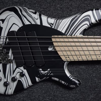 Dingwall NG-3 (6-String) Matte Pearl White Swirl, LAST ONE! *Pre-Order ETA=JANUARY *NOT Pre-Owned for sale