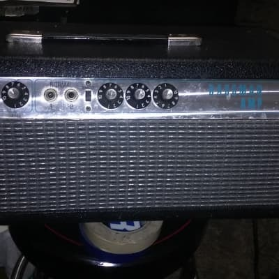 Fender Bassman Head 1970s Silverface