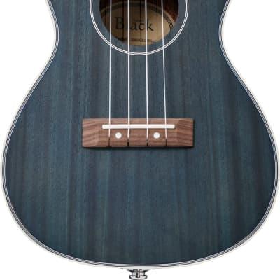 Adam Black  CB120 SBL Concert Ukulele Blue for sale