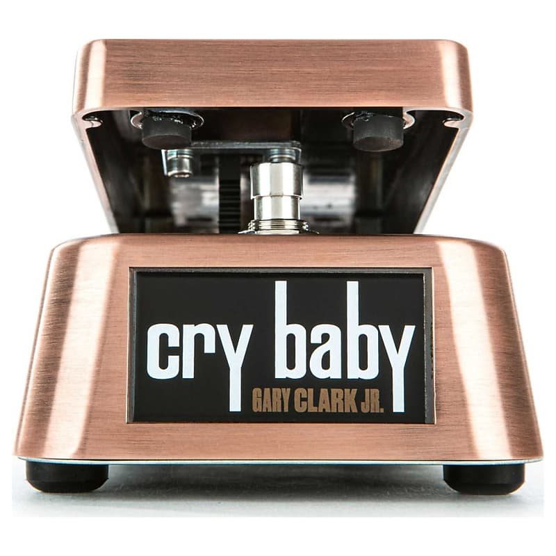 dunlop gcj95 gary clark jr cry baby wah pedal geartree reverb. Black Bedroom Furniture Sets. Home Design Ideas