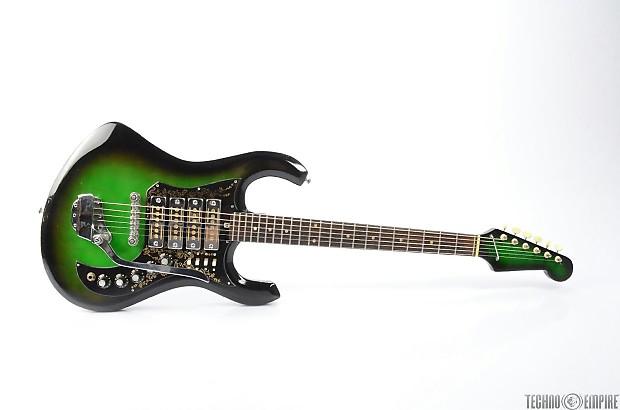 Teisco Guitars Serial Number Lookup 315952s