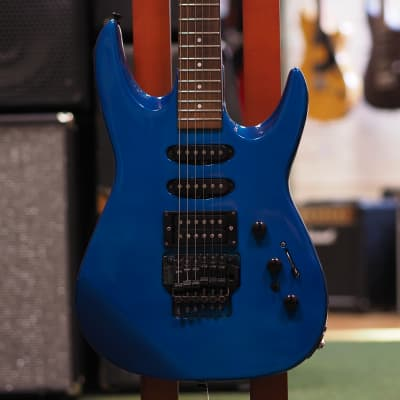 Marina  Concord Version HSS Super Strat Kahler Spyder 1980s Blue for sale