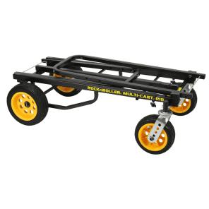 RocknRoller R18RT Mega Plus Ground Glider Multi-Cart Foldable Equipment Transporter