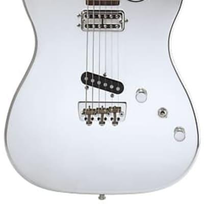 Noah NUA Guitar 2020 Chrome Handmade in Italy. TV Jones Pickups, New (Authorized Dealer) for sale
