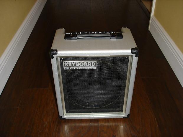Roland Cube 40 Keyboard Amp USA made